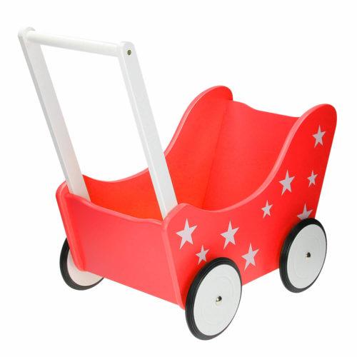kinderpoppenwagen Sassefras Meisjes Speelgoed