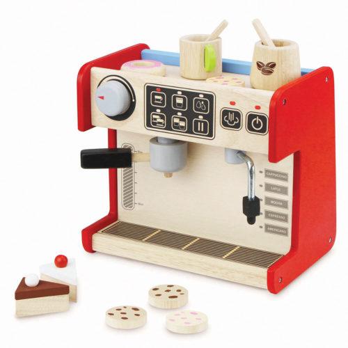 espresso apparaat Sassefras Meisjes Speelgoed