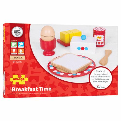 ontbijtset in doos Sassefras Meisjes Speelgoed