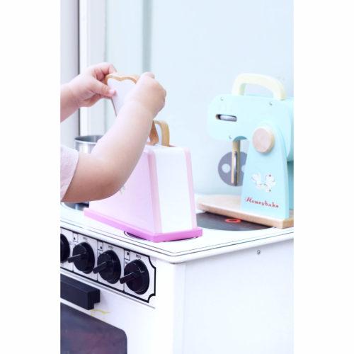 roze speelgoed broodrooster Sassefras Meisjes Speelgoed