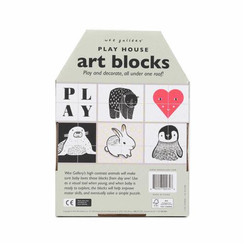play house art blocks play achterkant