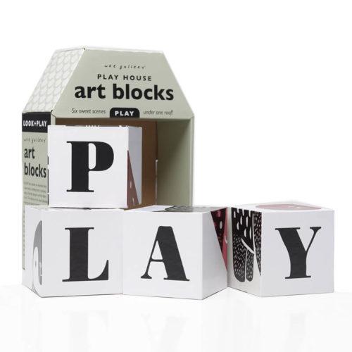 play house art blocks play uit de doos