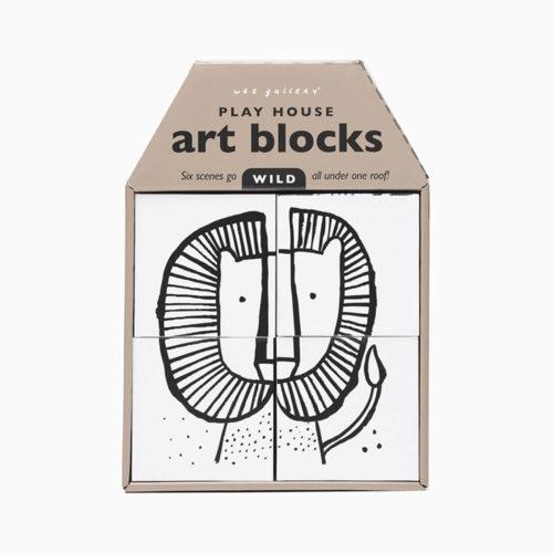 play house art blocks wild