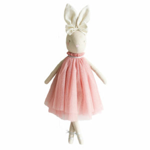 daisy konijnen knuffel van Alimrose Sassefras Meisjes Speelgoed