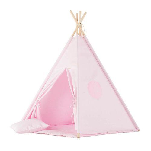 roze tipi tent Sassefras Meisjes Speelgoed