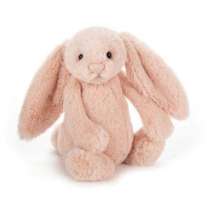 jellycat bashful bunny blush 31 cm voorkant Sassefras Meisjes Speelgoed