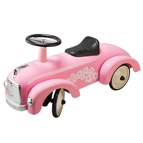 speelgoed voor buiten en binnen metalen retro loopauto